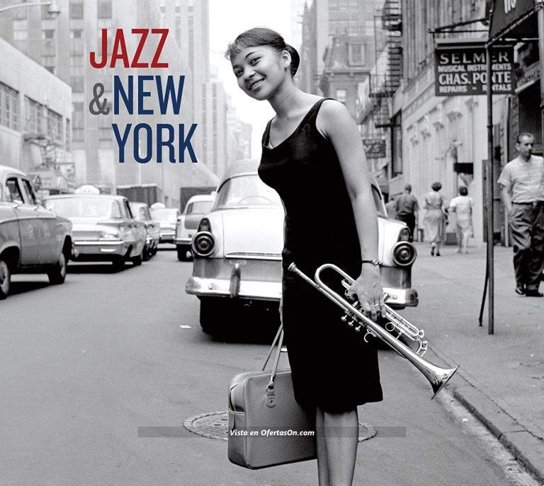 Disco Jazz & New York [Triple CD, 60 temas]
