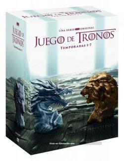 Serie Juego de Tronos - Temporadas 1-7