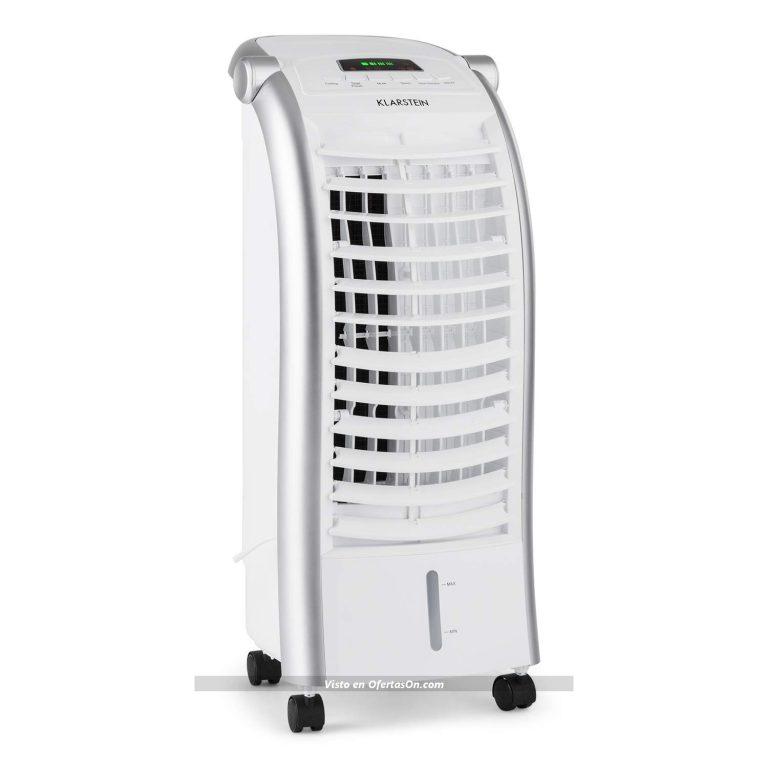 Climatizador Humidificador Klarstein Maxfresh White Edition