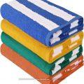 Pack 4 toallas de playa Utopia Towels 76 x 152 cm