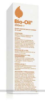 Aceite para el cuidade de la piel Bio Oil 200 ml