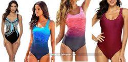 Bañadores de mujer Sweetneed varios modelos a elegir