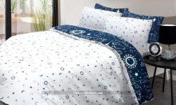 Funda nórdica reversible con 1 o 2 fundas de almohada