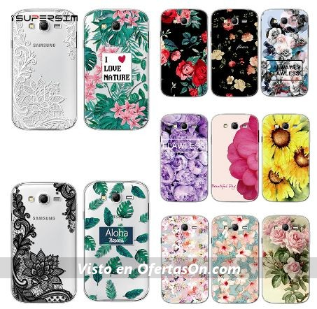 Fundas de silicona para Samsung Galaxy Grand Neo Plus I9060 i9060i Grand Duos i9082