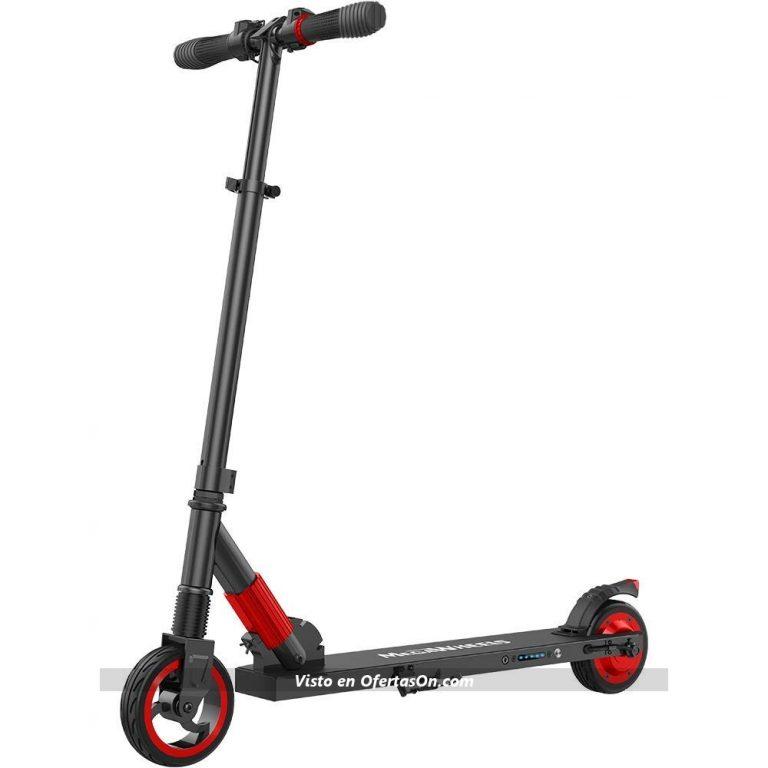 Patinete eléctrico M Megawheels para adulto y niño 23km h