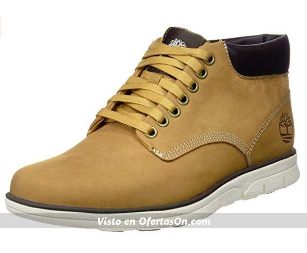 Zapatillas Chukka para hombre Timberland Bradstreet Leather Sensorflex