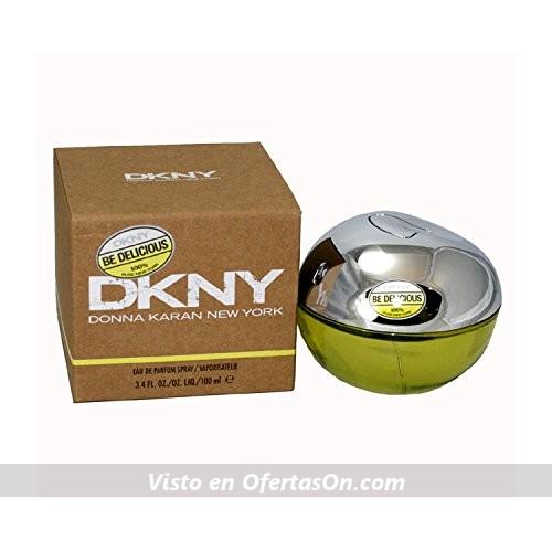 Agua de perfume para mujer Donna Karan Dkny Be Delicious 100 ml