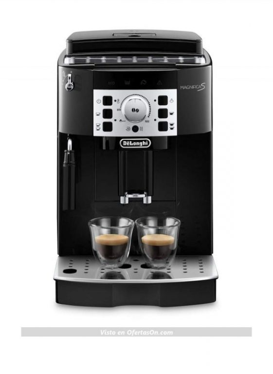 Cafetera superautomática Delonghi Magnifica S Ecam 22.110.B