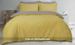 Set de funda nórdica y fundas de almohada 3 tamaños a elegir