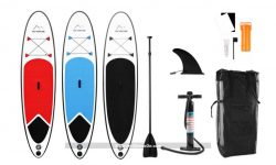 Tabla de paddle surf hinchable Go Venture