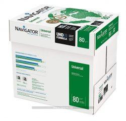 Pack 2500 folios Din A4 Navigator Universal 5 x 500 hojas 80 g m2