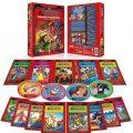 Serie completa Dragones y Mazmorras 4 DVD Digipack Edición Limitada 8 Postales