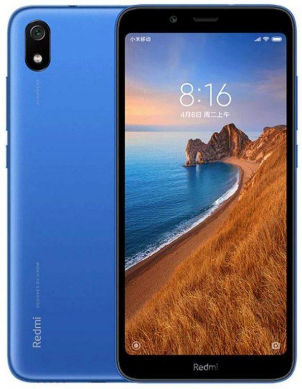 Smartphone Xiaomi Redmi 7A 2GB RAM 16GB ROM Dual SIM 5.45