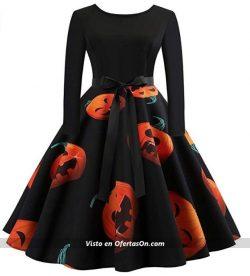 Vestido Halloween de Rawdah Vestidos