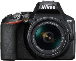 Cámara digital Nikon D3500