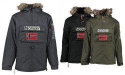 Chaquetón para hombre de Geographical Norway