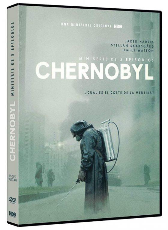 Miniserie Chernobyl DVD
