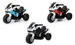 Moto eléctrica para niños BMW de Ricco toys