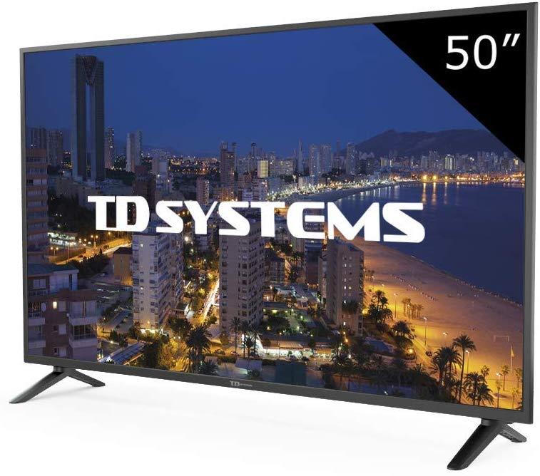 Televisor TD Systems K50DLP8F 50