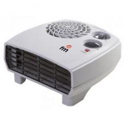 Termoventilador eléctrico FM Palma blanco de 2000W