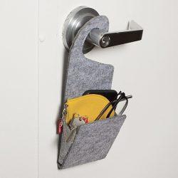 bolsillo organizador de puerta