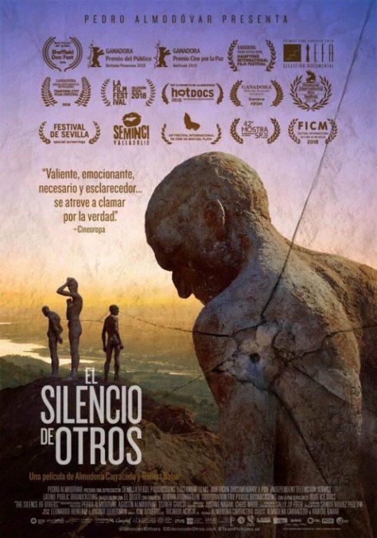 documental el silencio de otros dvd