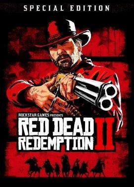 videojuego Red Dead Redemption 2 edicion estandar