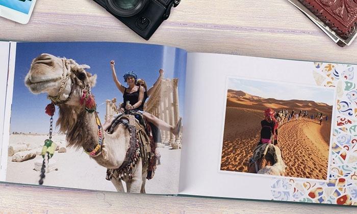 1 2 o 3 foto libros clásicos formato A4 apaisado de hasta 60 páginas desde con Colorland
