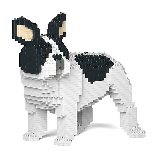 juego construcciones bulldog frances