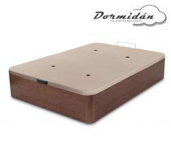 Canapé abatible de gran capacidad con bordes redondeados Dormidán varios tamaños