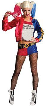 Disfraz de Harley Quinn oficial Escuadrón Suicida