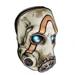 Máscara Psycho New Edition Borderlands 3