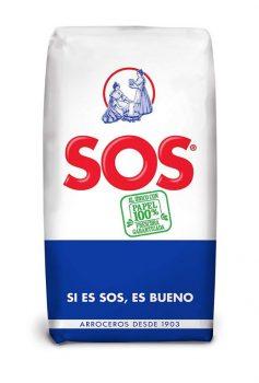 Arroz SOS Redondo 1 kg