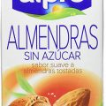 Bebida de almendras sin azúcar Alpro de Central Lechera Asturiana 8x1L