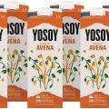 Bebida vegetal de avena Yosoy Caja de 6 x 1L