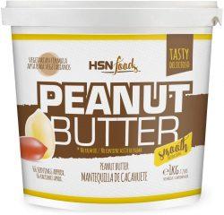 Mantequilla de Cacahuete de HSN Foods 1 Kg