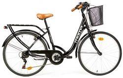 Bicicleta de paseo Moma Bikes City Classic 26