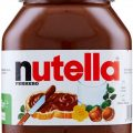 Bote de Nutella chocolate para untar 825 gr.