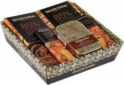 Chocolates variados en cesta de regalo Amatller 211 gr.