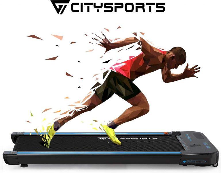 Cinta de correr CitySports WP2