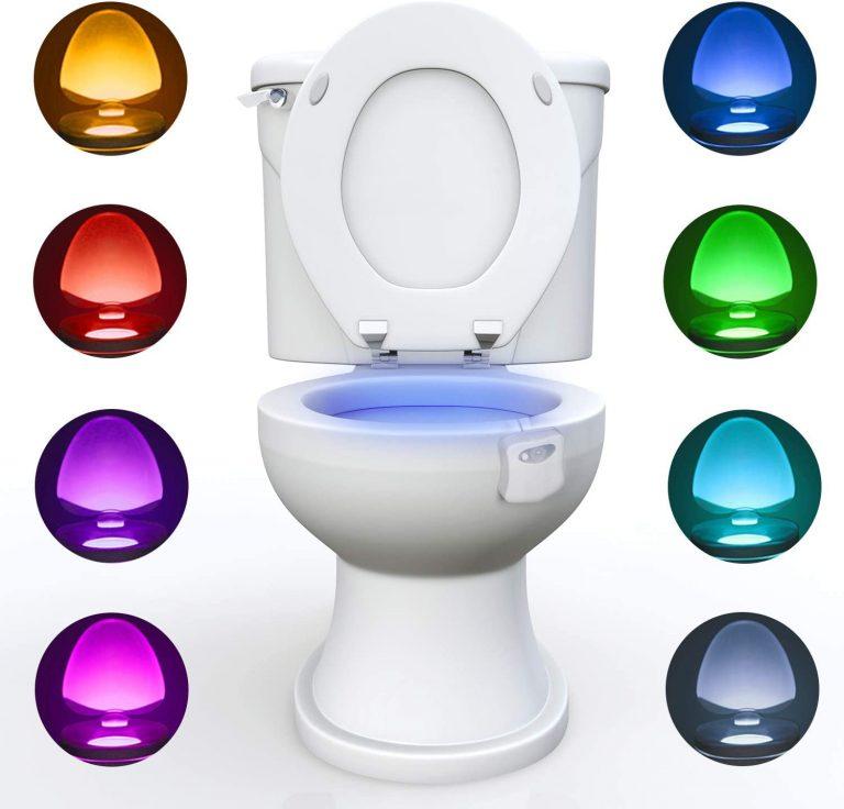Luz nocturna para WC Adoric con detección de movimiento