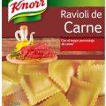 Ravioli de carne Knorr 250 gr