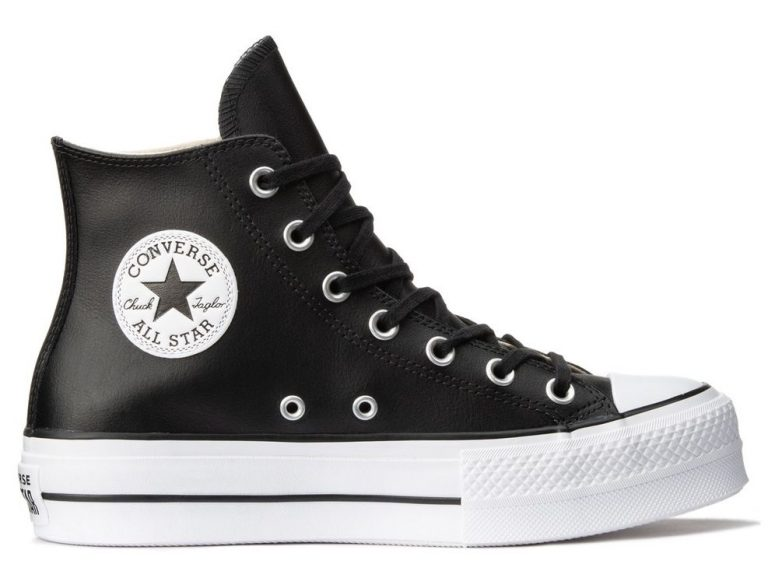 Zapatillas de chica Chuck Taylor All Star Lift Leather