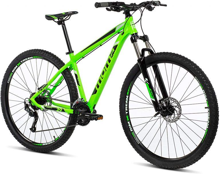Bicicleta de montaña Moma Bikes Peak MTB29