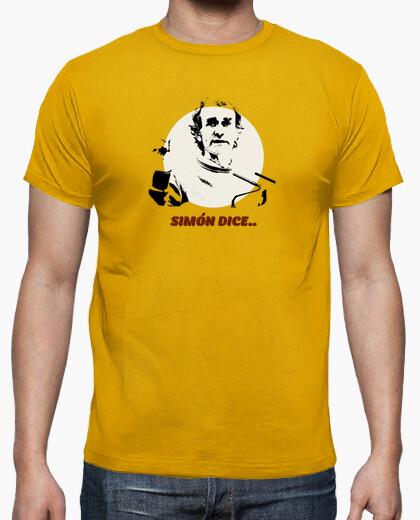 Camiseta Fernando Simón Simón dice...