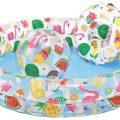 Piscina infantil con flotador y pelota Intex 59460NP