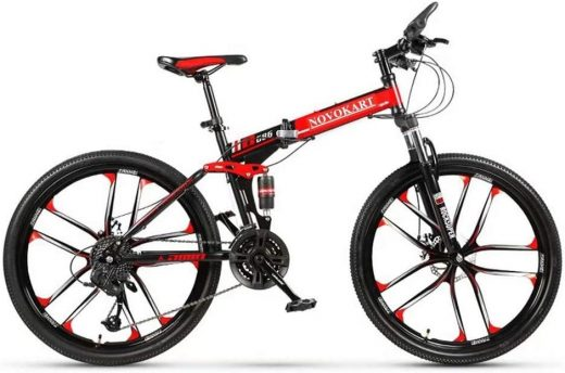 Bicicleta de montana plegable Novokart NESCB145