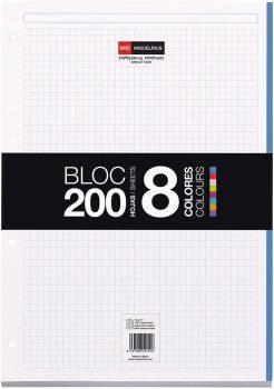 Bloc de recambio 200 hojas DIN A4 Miquel Rius 7440