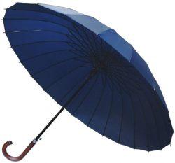Paraguas Collar and Cuffs London grande y resistente 24 varillas