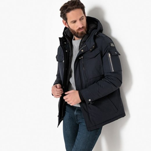 Parka semilarga con capucha SMITH 18 Schott